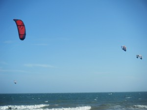 Kite surf a Muine