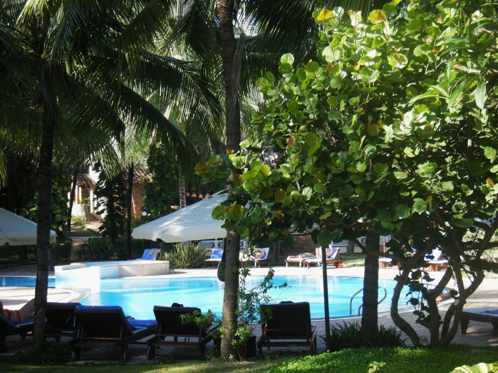 Piscine Hotel Muine Resort