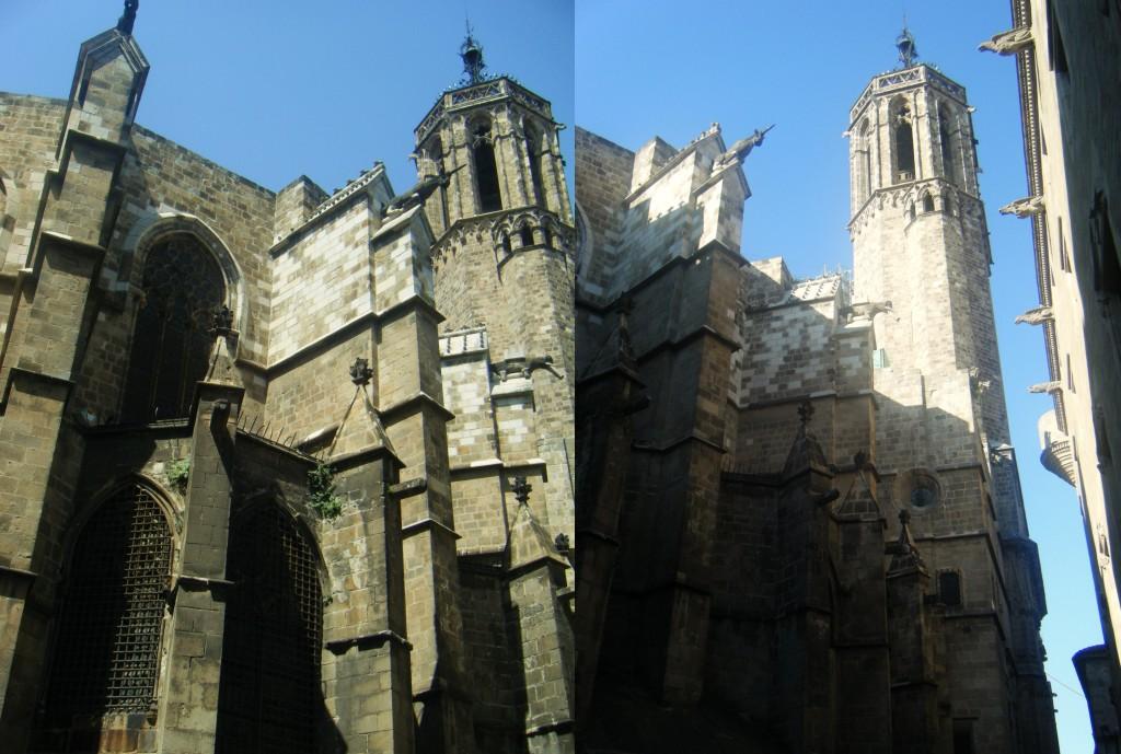 Santa_Creu_Barcelone_Eglise_Gotic