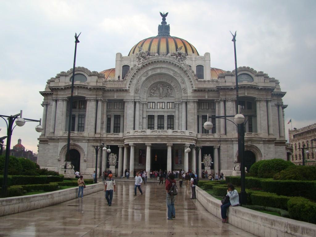 Palais des beaux arts_Mexico