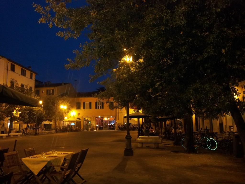 Piazza Chiara Gambacorti, Pise , Toscane , Italie