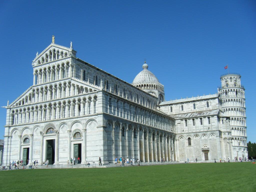 Tour de Pise en Italie