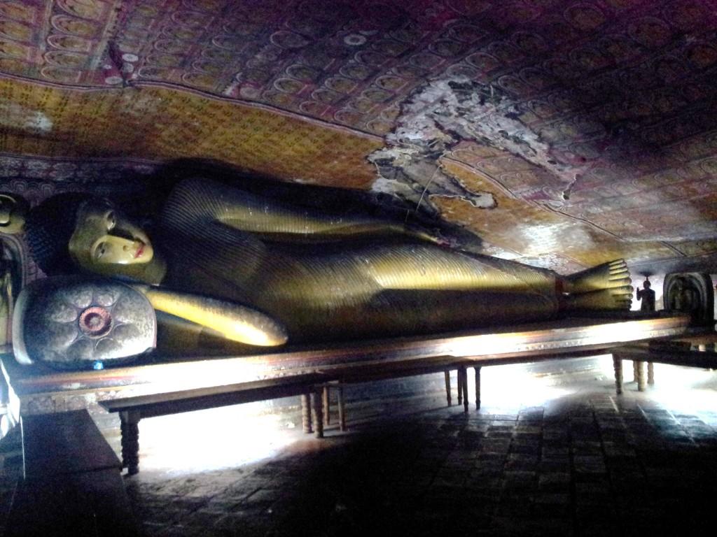 grottes-dambula-sri-lanka