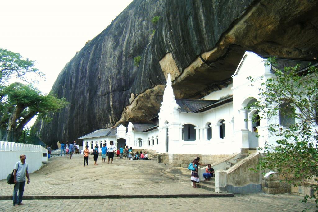 grottes dambula