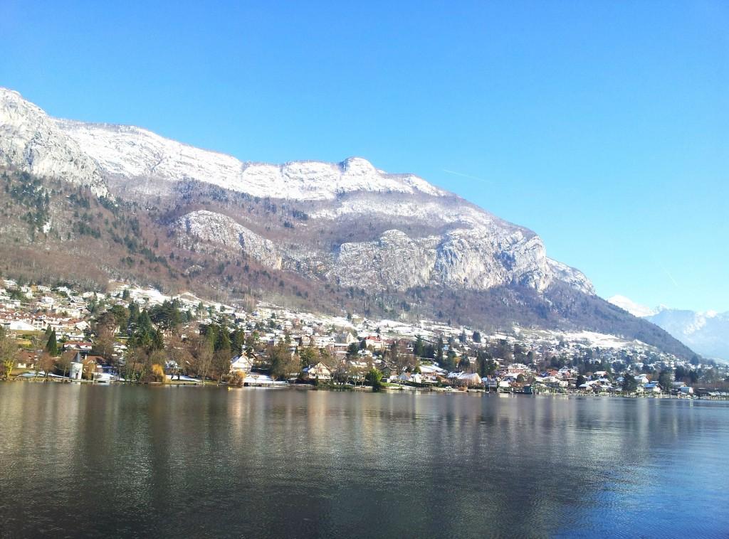 Annecy lac haute savoie 1024x758 Un long week end à Annecy