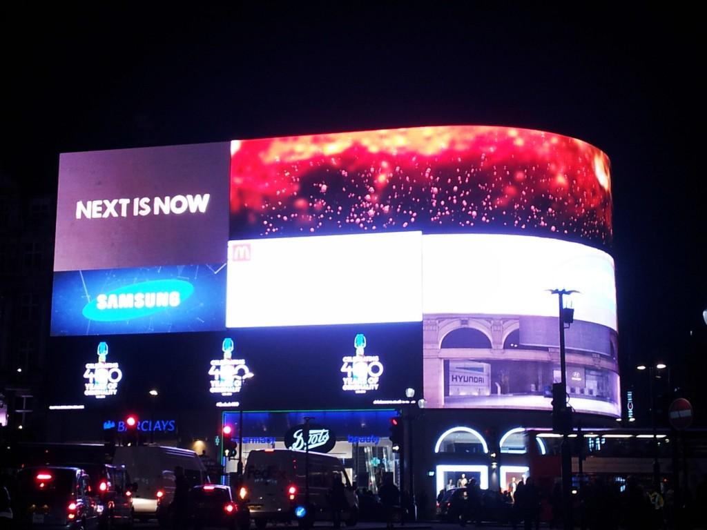 leceister square 1024x768 Quelques heures à Londres