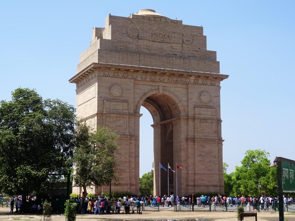 Porte de l'Inde Delhi Rajasthan