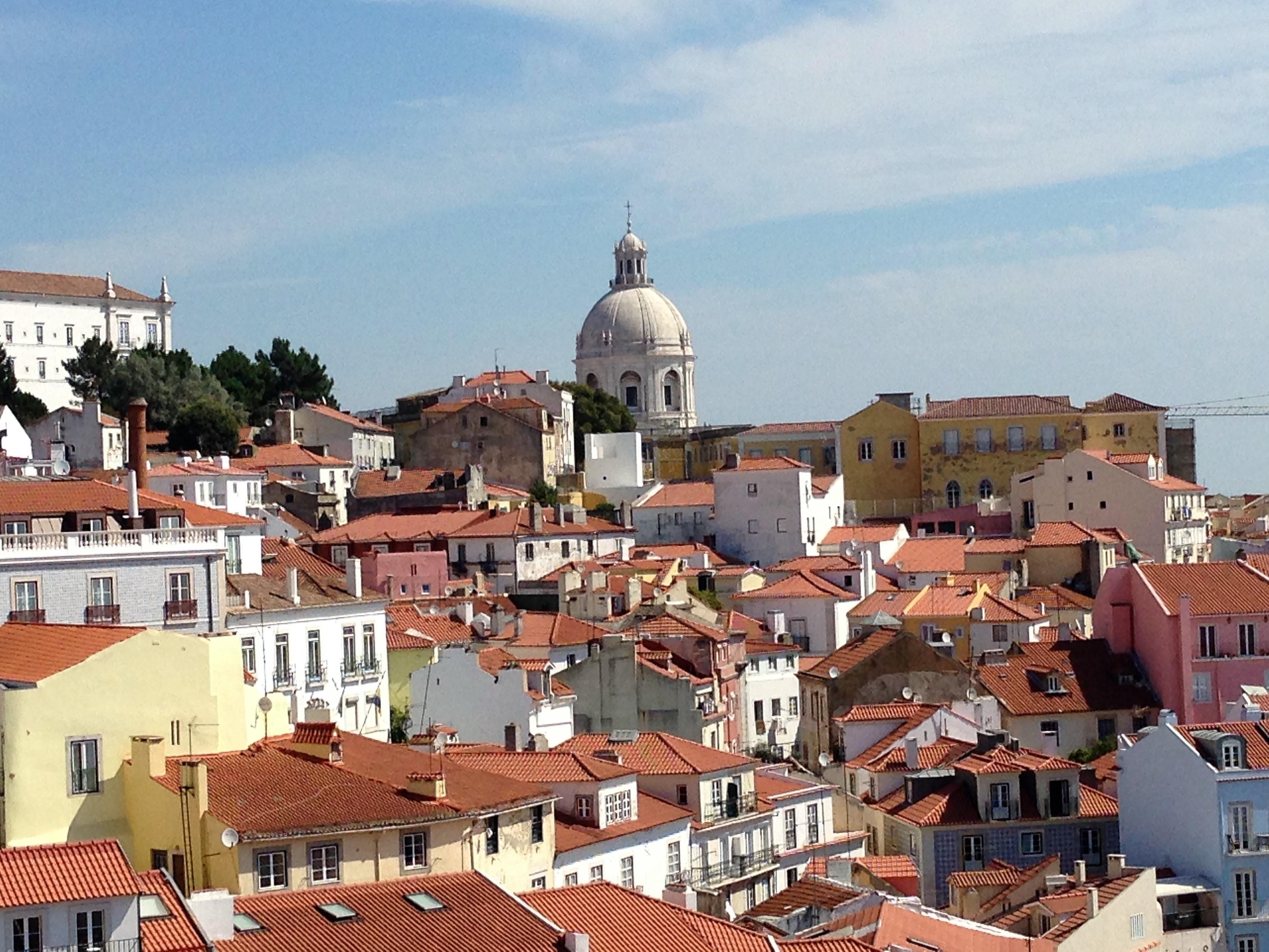 Maison colorées lisbonne 2 jours à Lisbonne