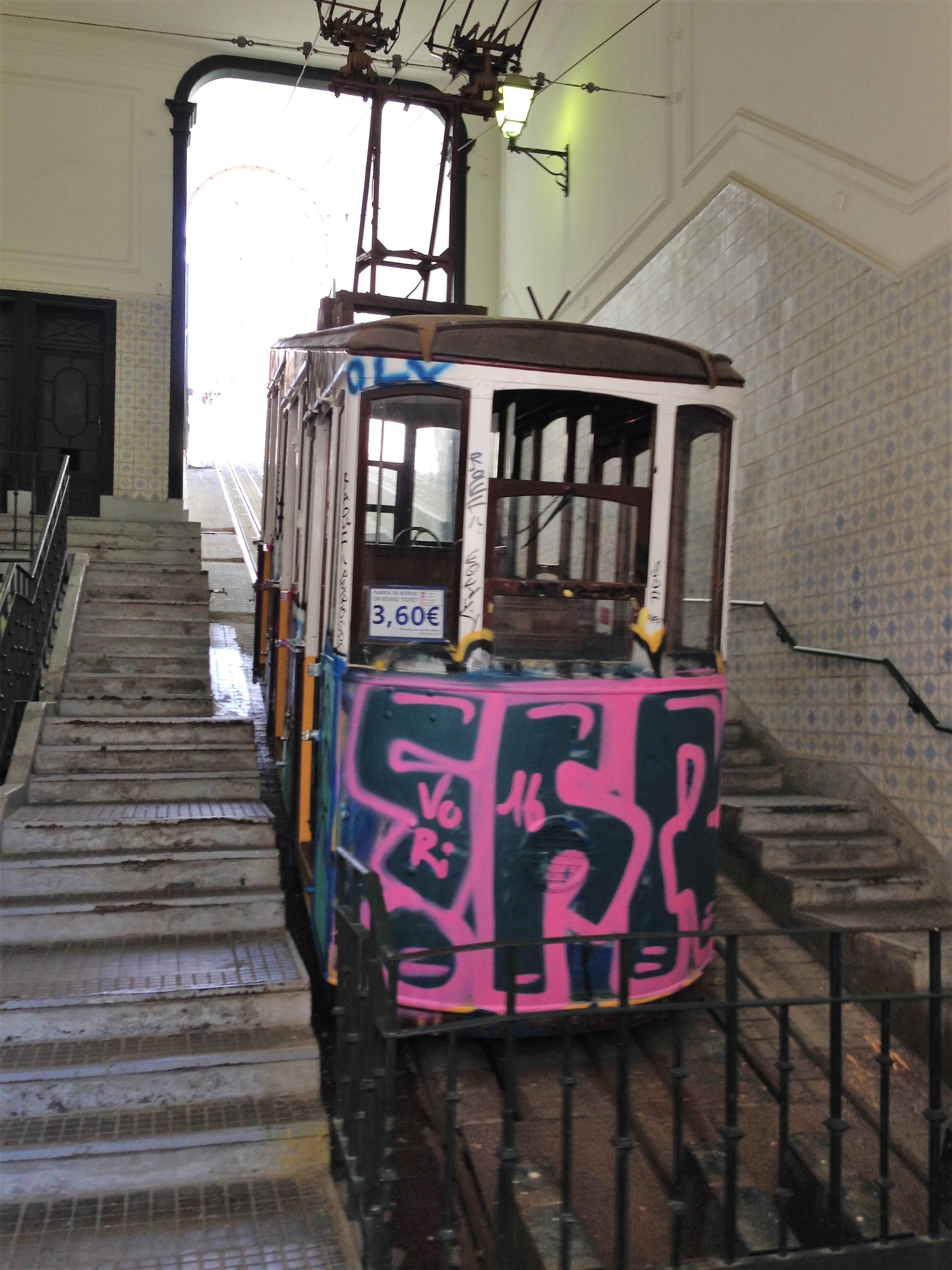 Tramway lisbonne 2 jours à Lisbonne