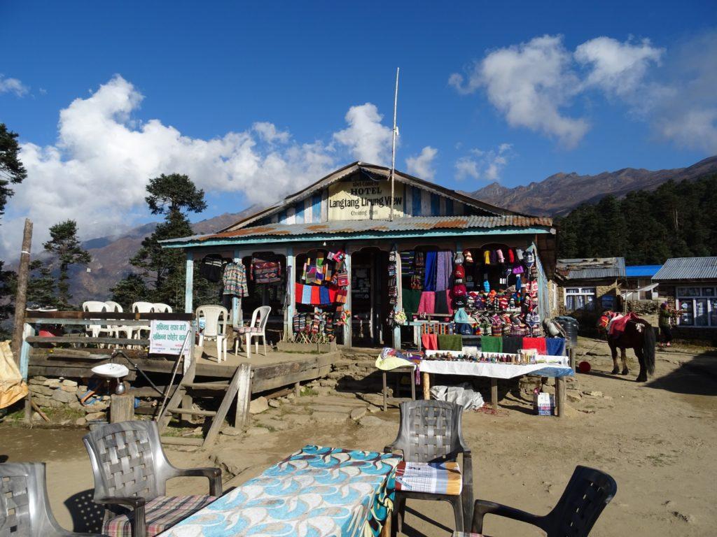 Trek au Langtang/Gosainkund au Népal