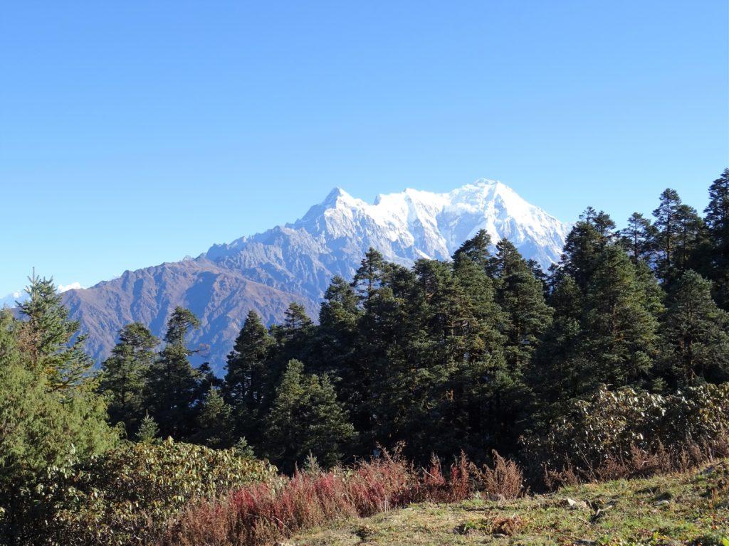 trek langtang Gosainkund au Nepal