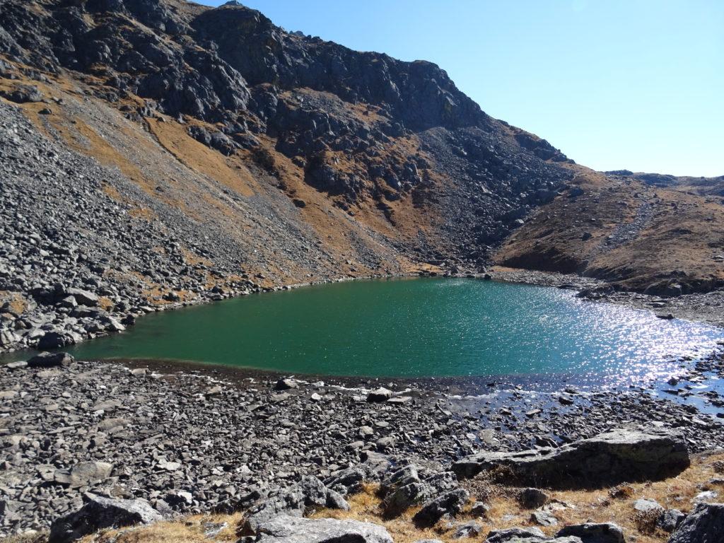 Lac Gosainkund-Népal