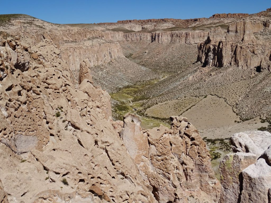 Vallee de l'Anaconda Salar d'Uyuni